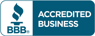 Accredited by the Better Business Bureaus