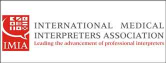 Member of International Medical Interpreters Association
